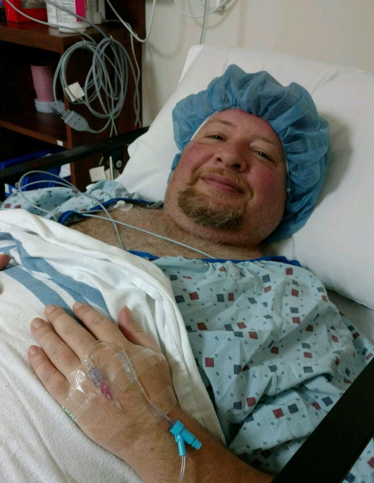 Lance C., Hernia Repair Surgery Patient 2018