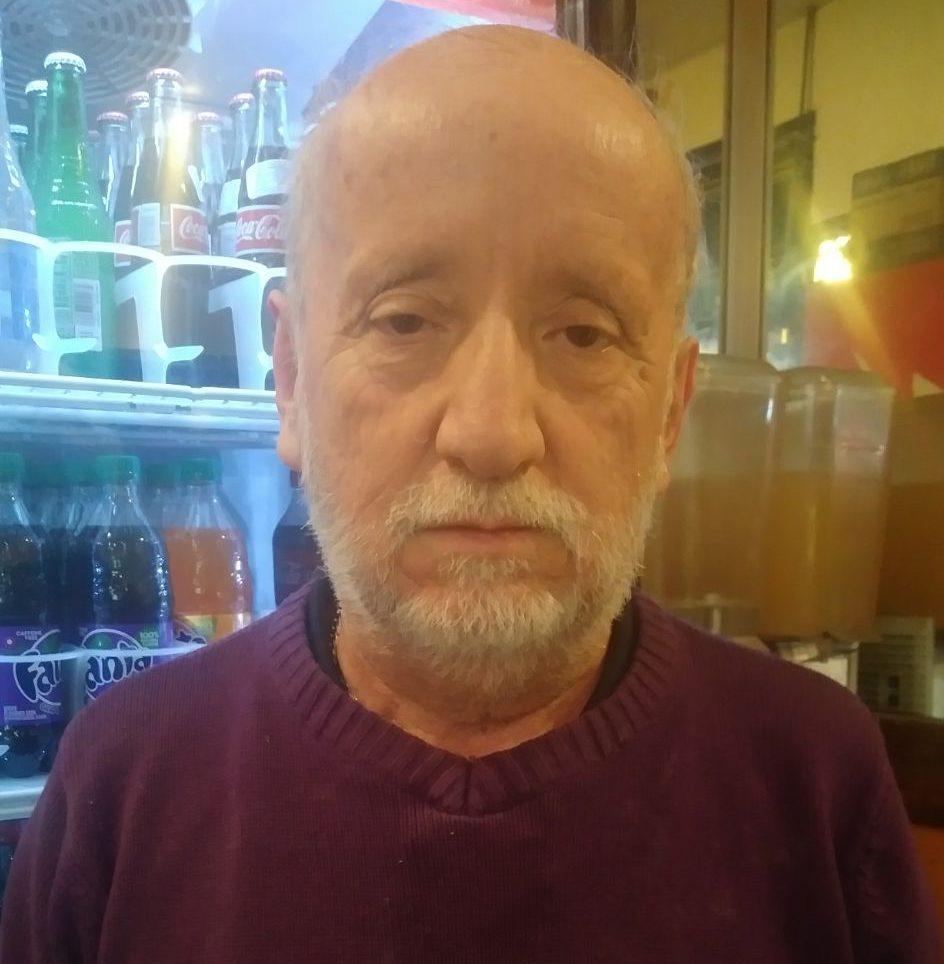Rodrigo C., Endoscopy Patient 2017