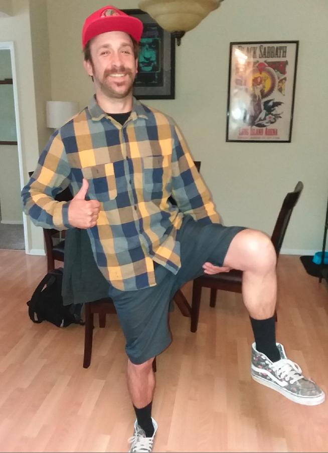 Eric H., Knee Surgery Patient 2018