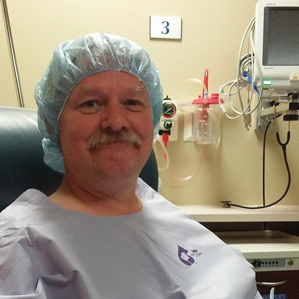 Brian C., Hernia Repair Surgery Patient 2017